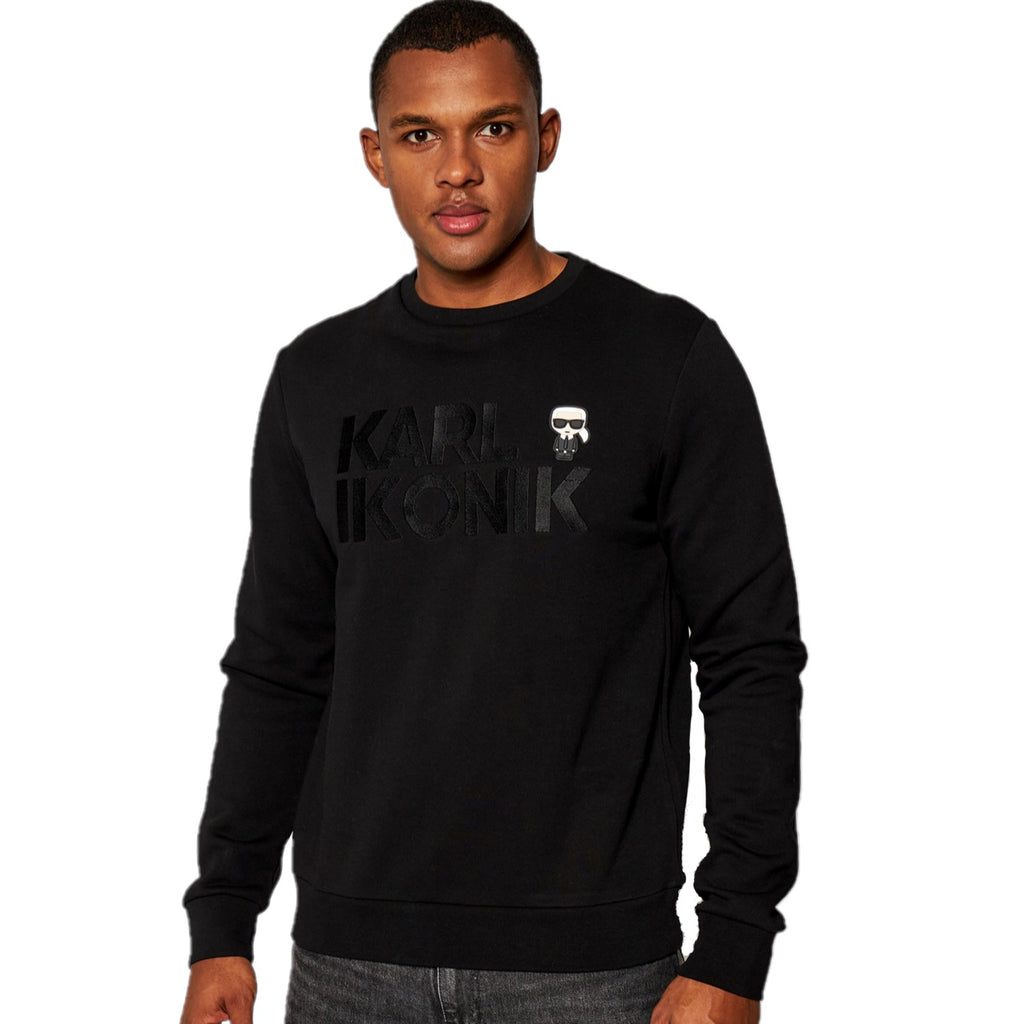 Karl Lagerfeld Sweat Crewneck - Ignition For Men