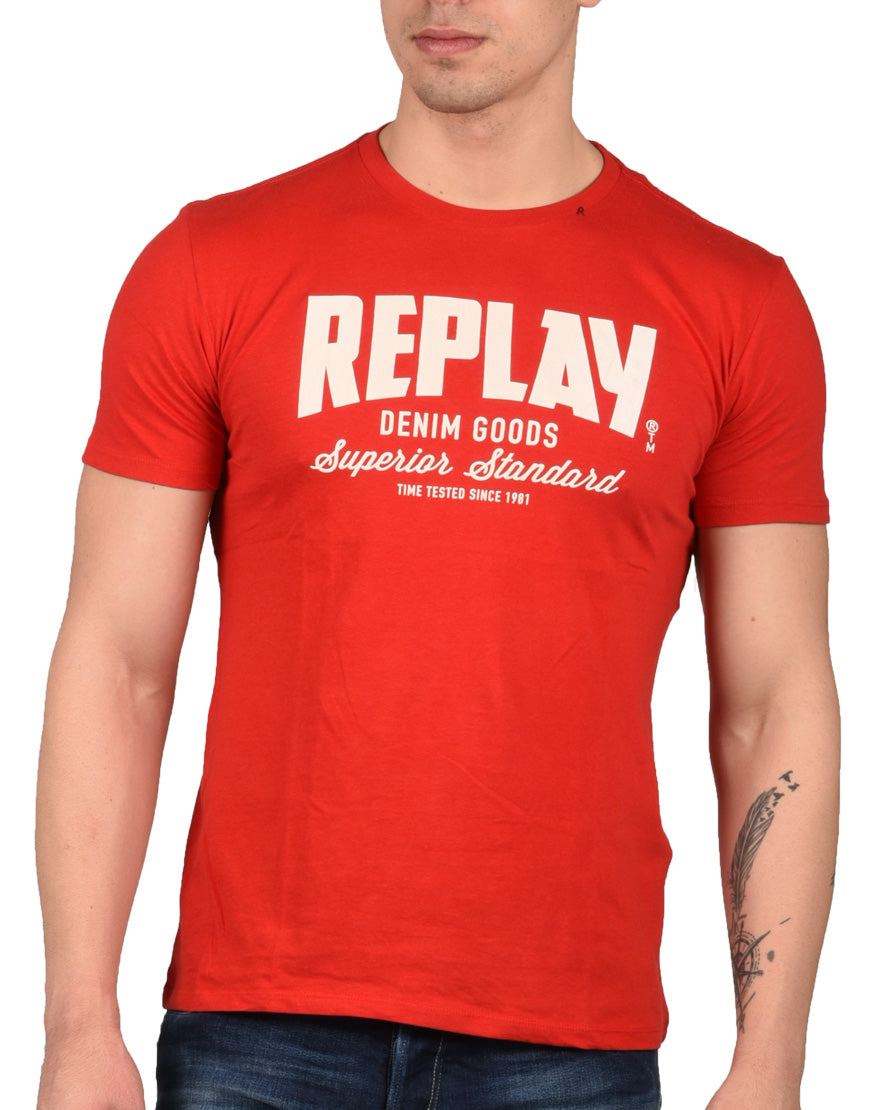 Replay T-Shirt - Ignition For Men