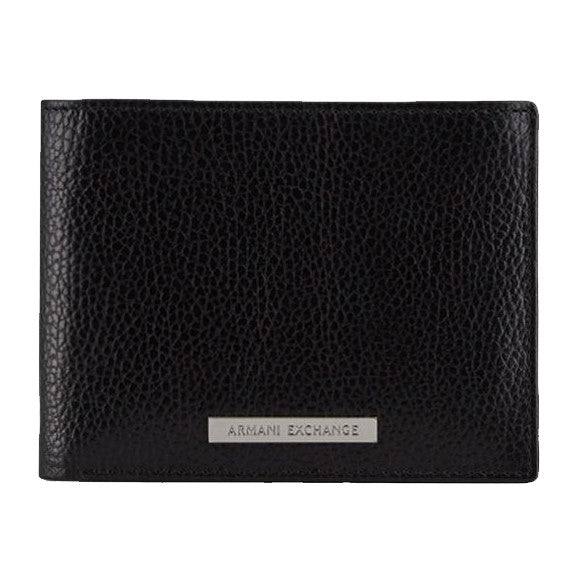 Armani Exchange Wallet 958058-CC206 Black