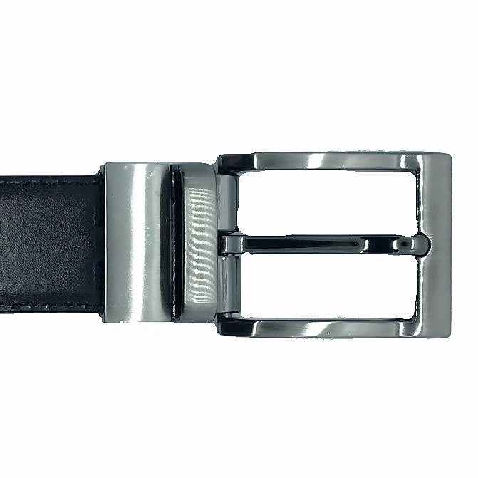 Buckle Banyan Black Belt