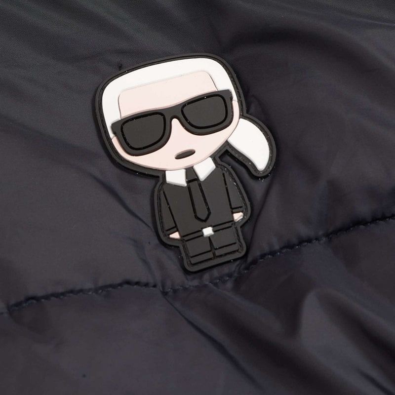 Karl Lagerfeld Hooden Blouson - Ignition For Men