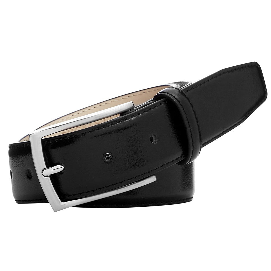Casablanca black buckle belt