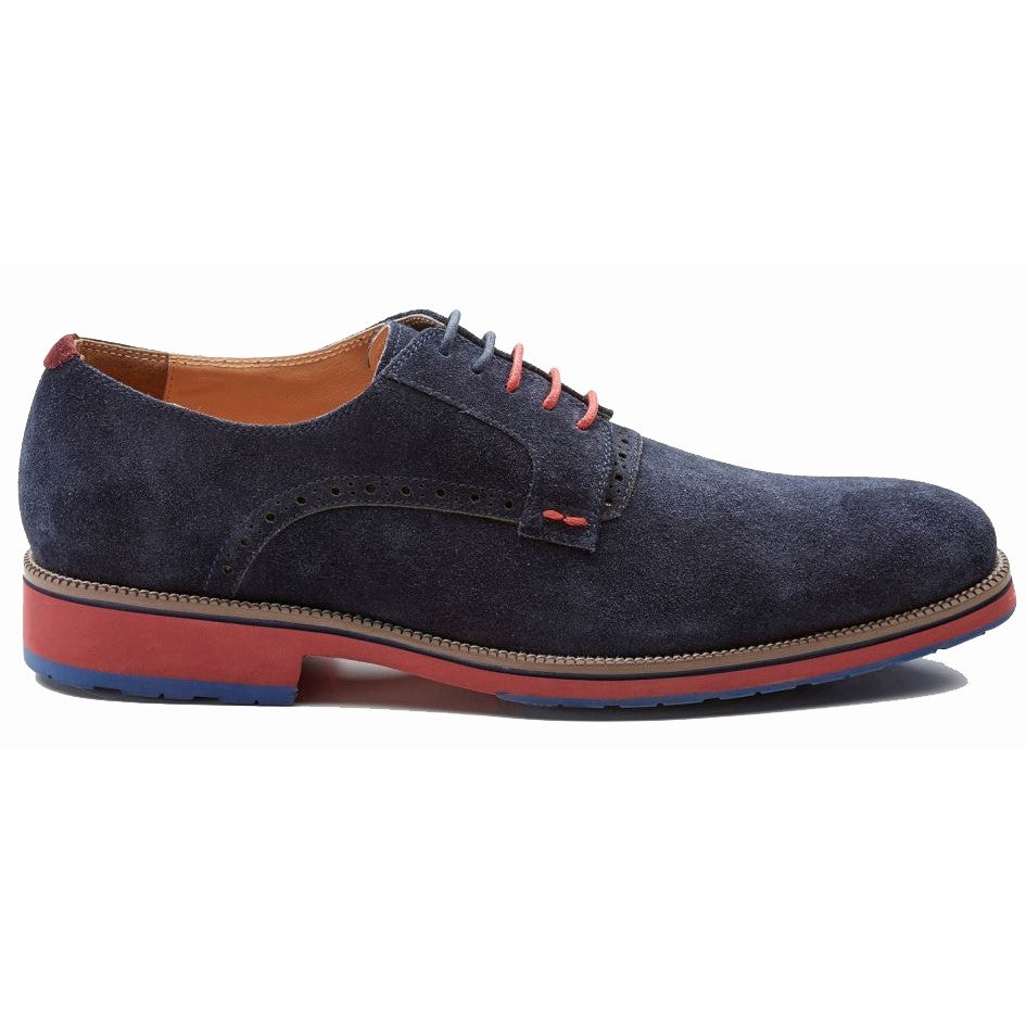 Massa Casal Navy Suede shoes