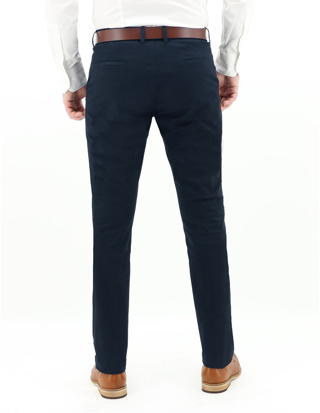 Daniel Hechter Navy Blue Chinos - Ignition For Men