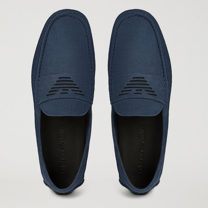 Emporio Armani Loafers – Ignition For Men