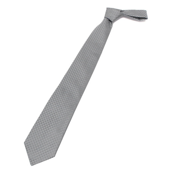 Emporio Armani Black Tie 340075 8P613 00042 Steel Grey