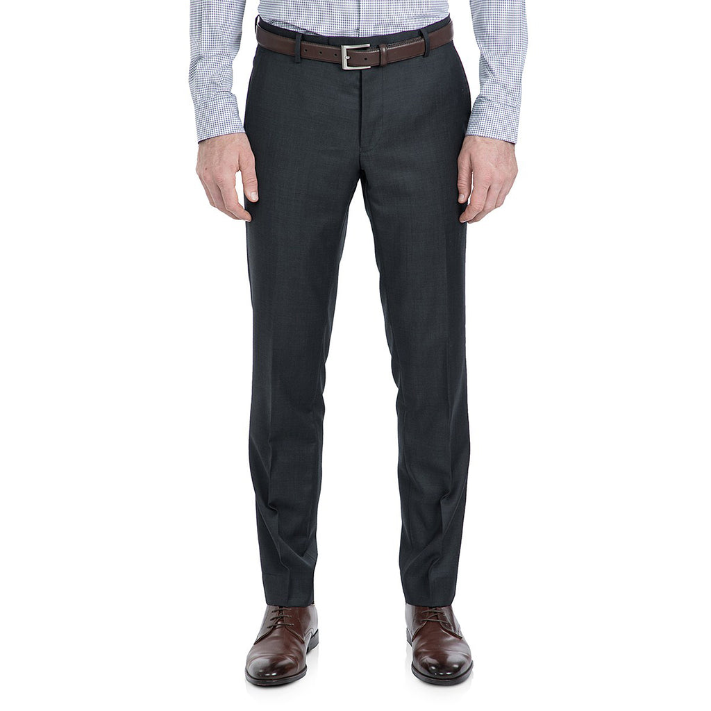 Gibson Charcoal Caper Suit Pants - Ignition For Men