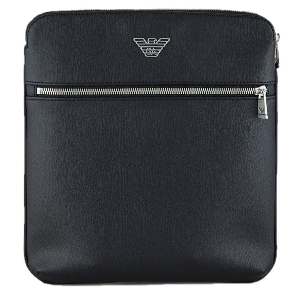 Emporio Armani Flat Bag with Strap - Ignition For Men