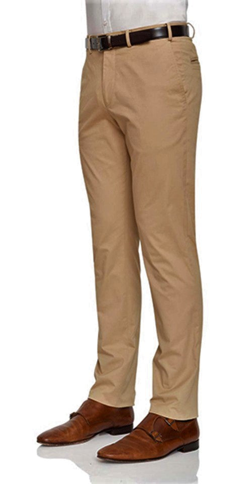 Cambridge Helm Taupe Chinos - Ignition For Men
