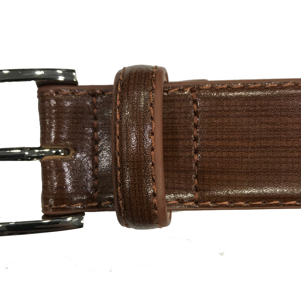 Buckle Belt - Basque Auburn