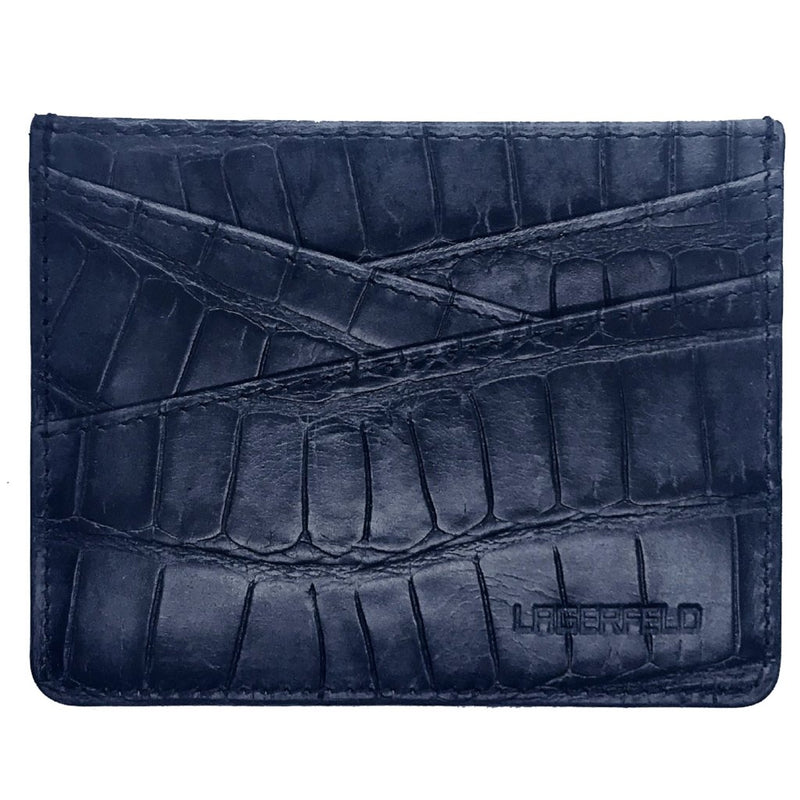 Lagerfeld Wallet 8164066 71481 Dark Navy