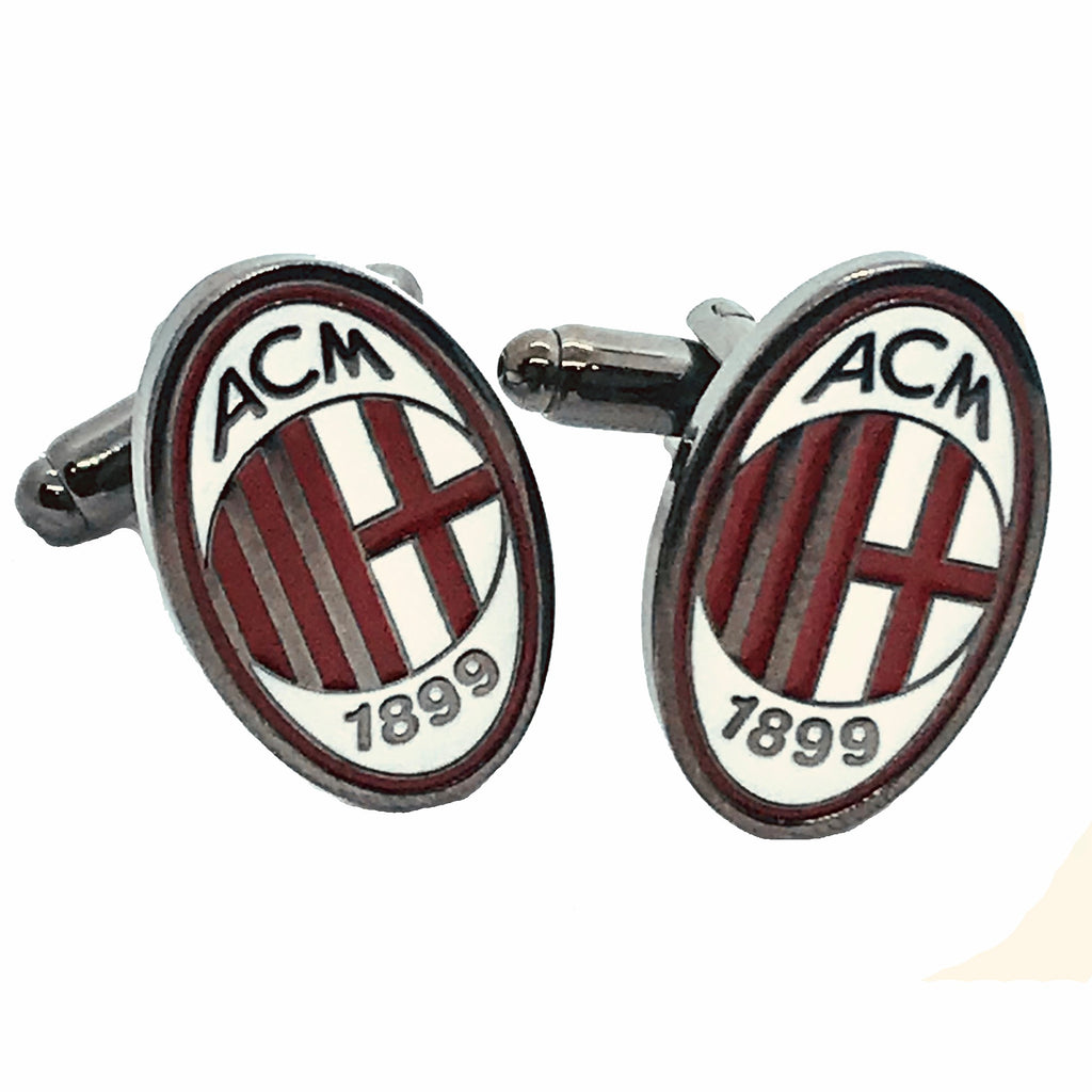 A.C. Milan Cufflinks - Ignition For Men