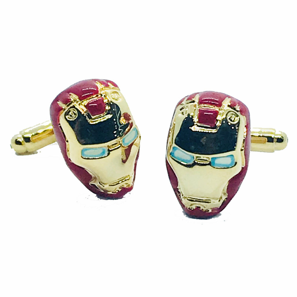 Iron Man Cufflinks - Ignition For Men