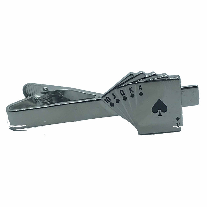 Cards Tie Pin - Ignition For Men