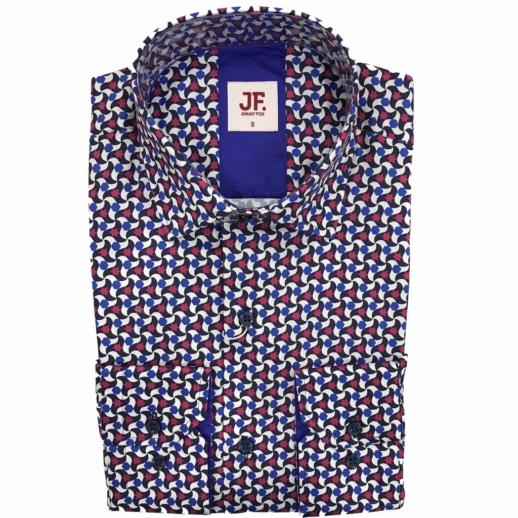 Jimmy Fox shirt 832