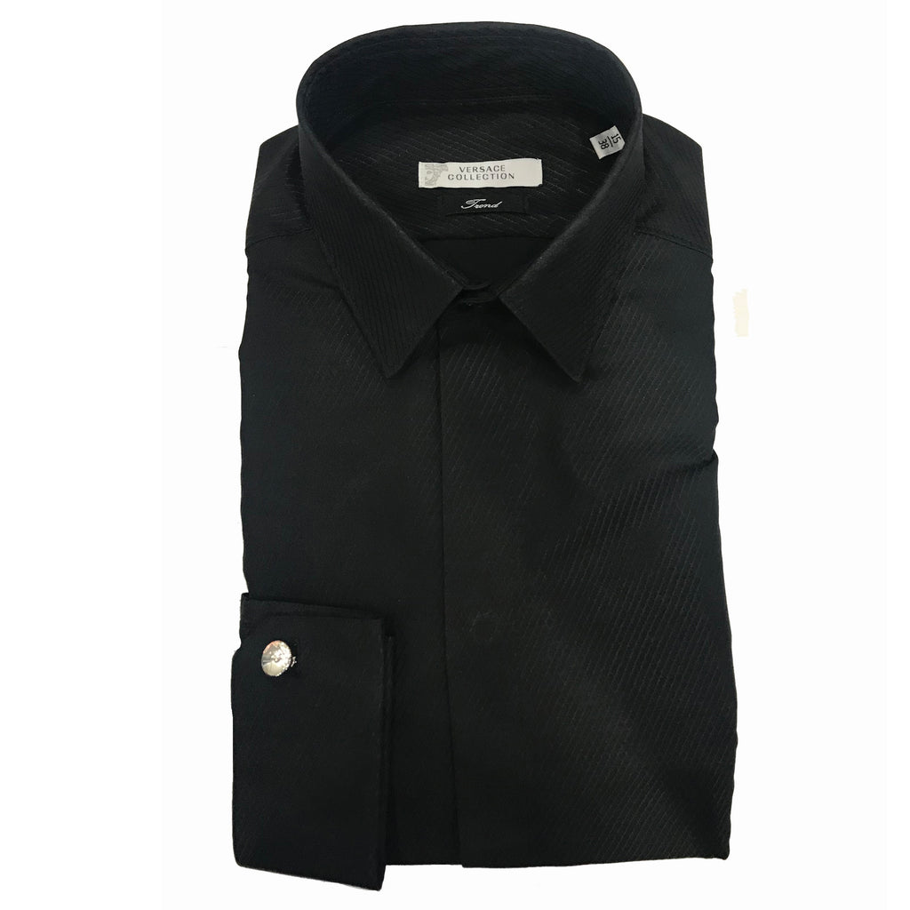 Versace Black Shirt V00175