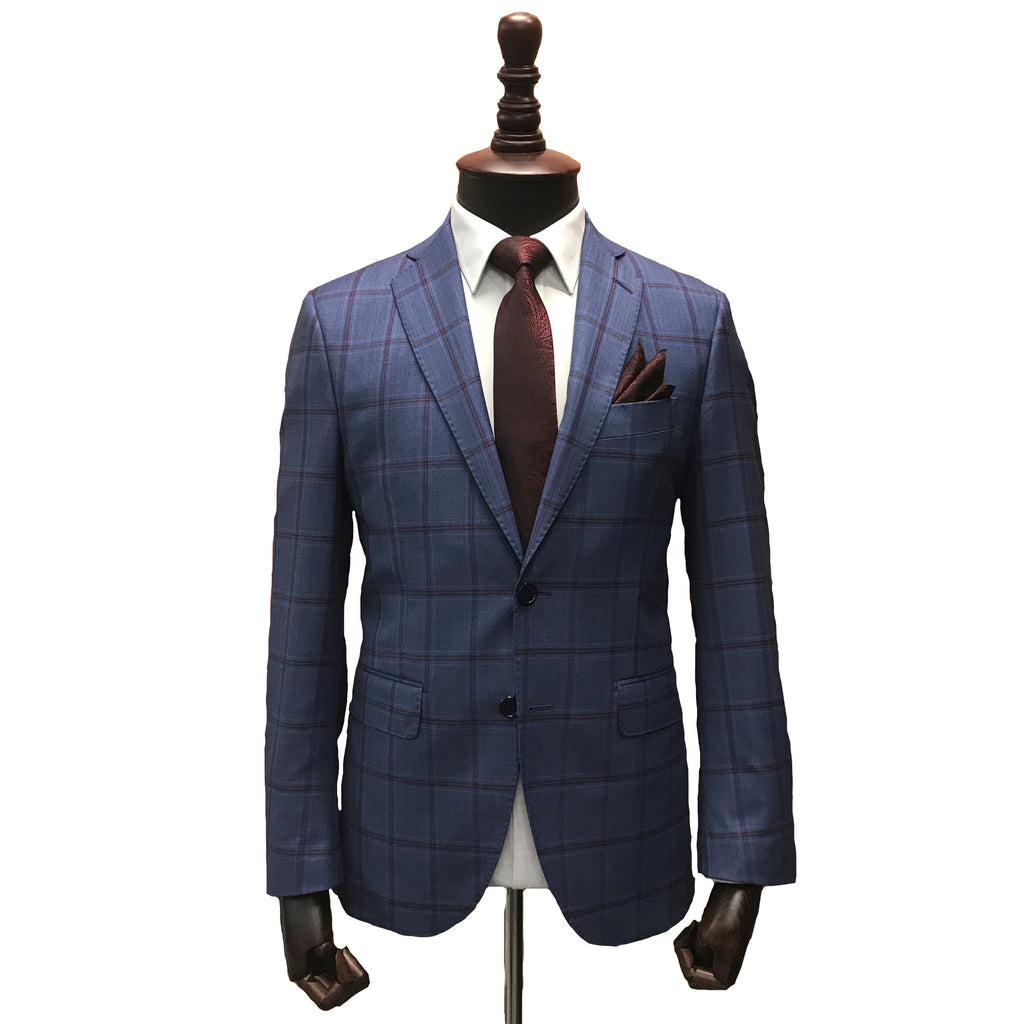 Made in Italy 2Pce Suit - Ignition For Men
