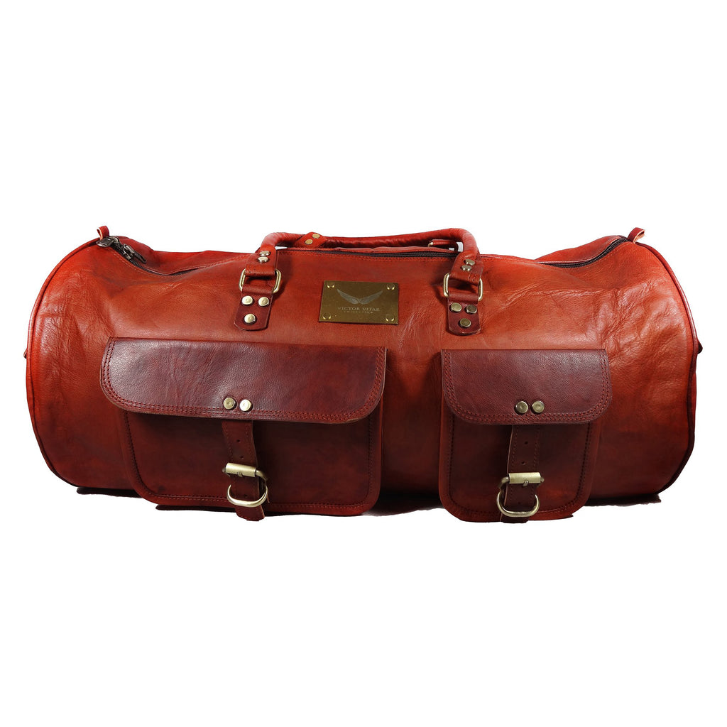 Victor Vitae Duffle Bag - Ignition For Men
