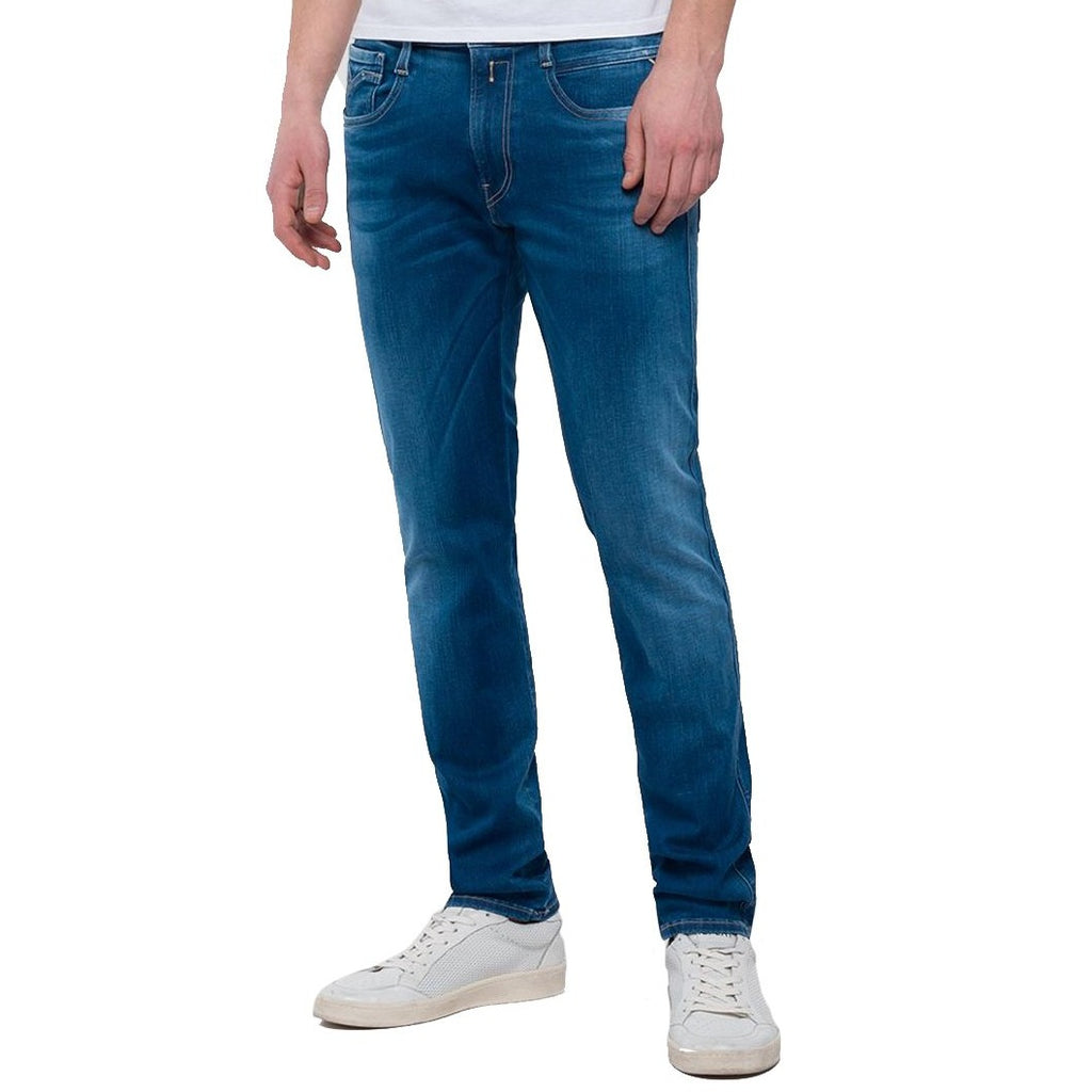 Replay Anbass Hyperflex Jeans M914Y .000.661 350