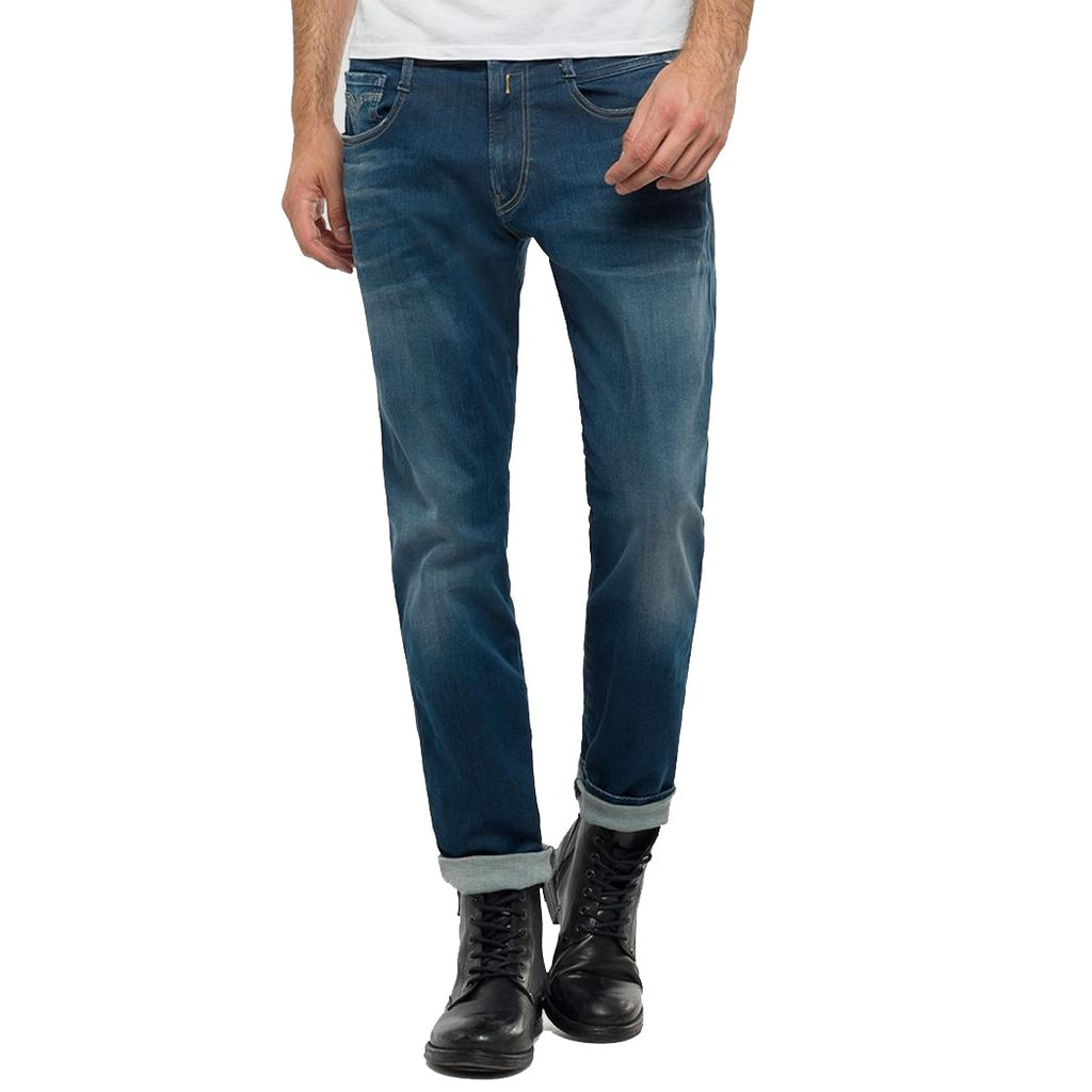 Replay Anbass Hyperflex Jeans M914-661604