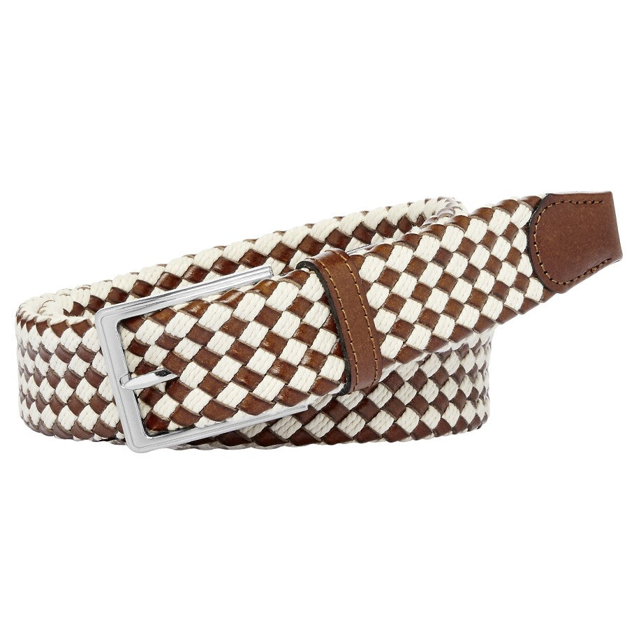Buckle Miami Beige Belt - Ignition For Men