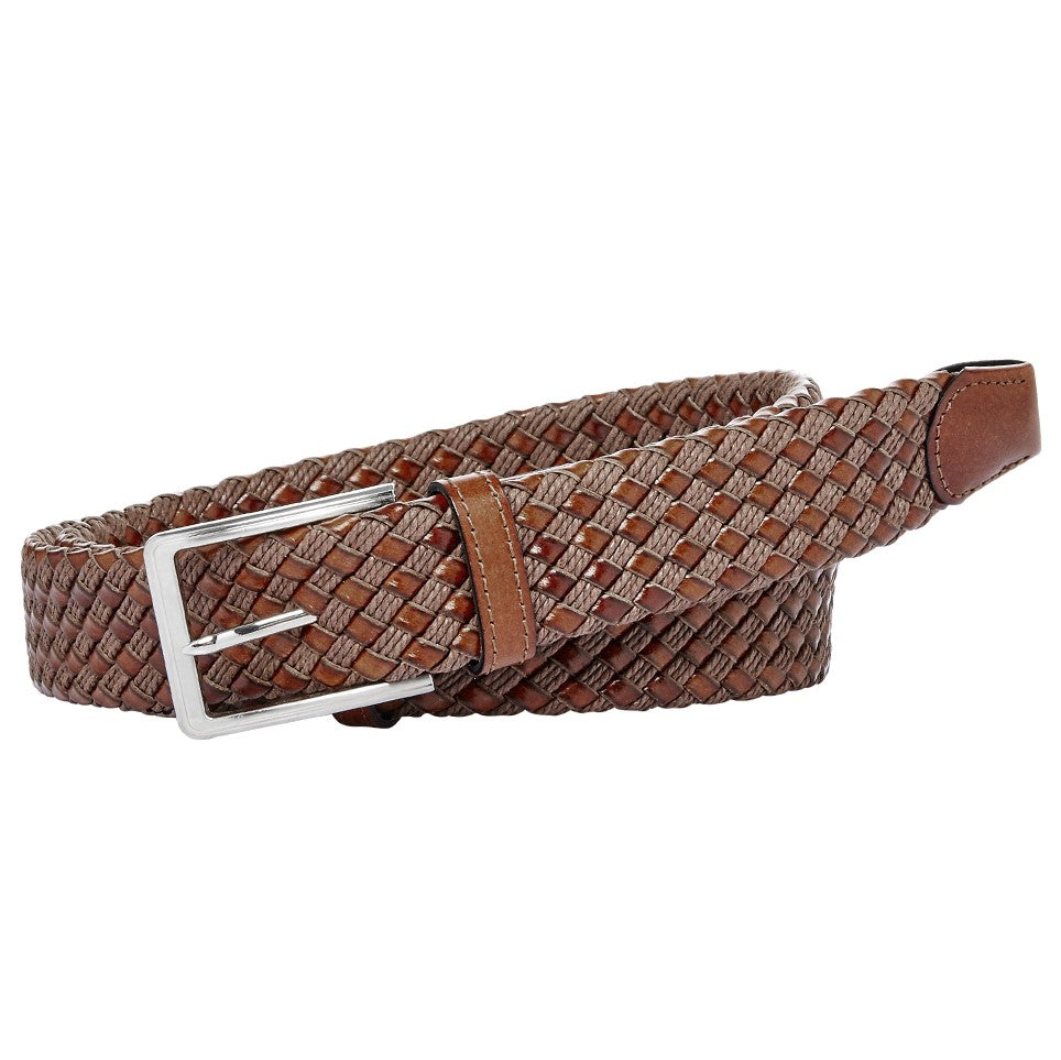 Buckle Miami Tan Belt - Ignition For Men