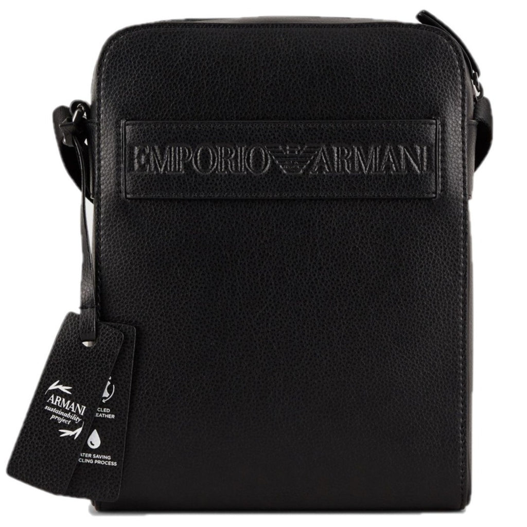 Emporio Armani Messenger Bag - Ignition For Men