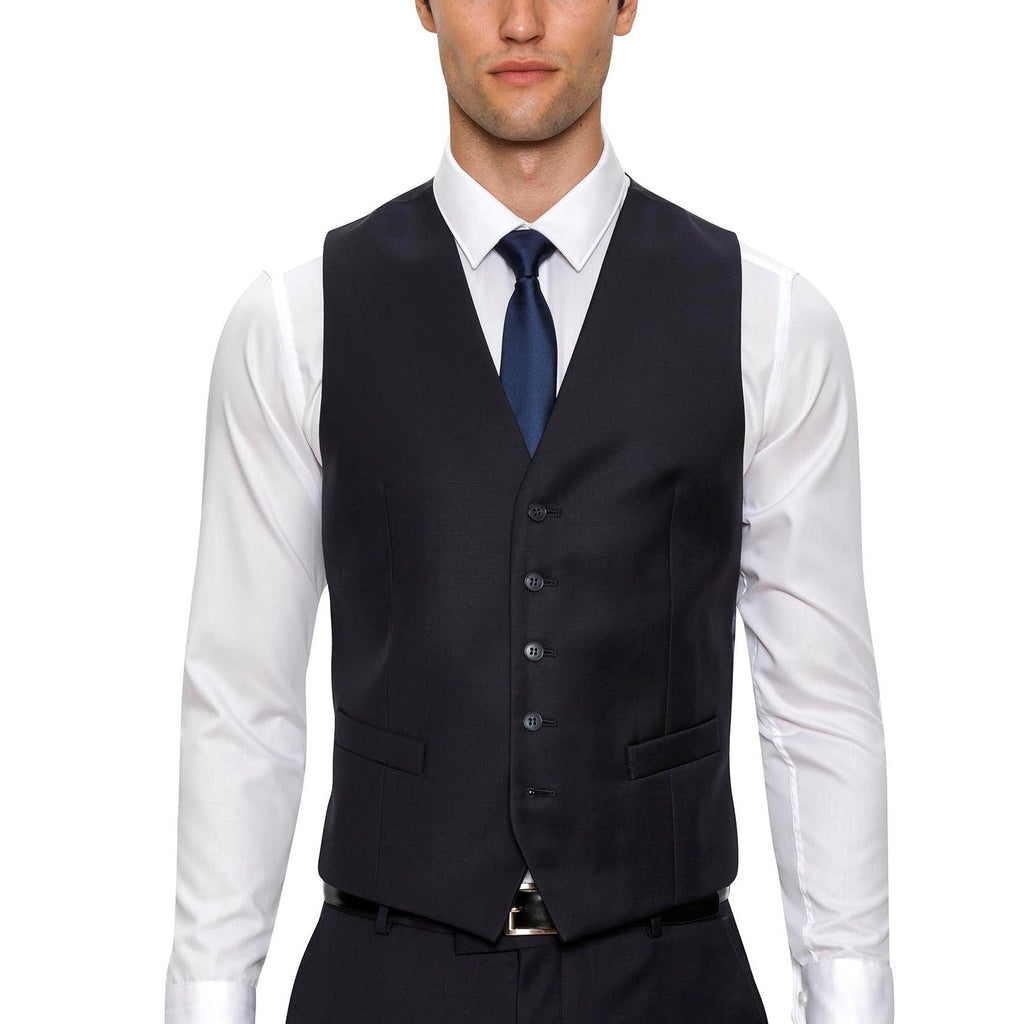 Gibson Dark Navy Vest - Ignition For Men