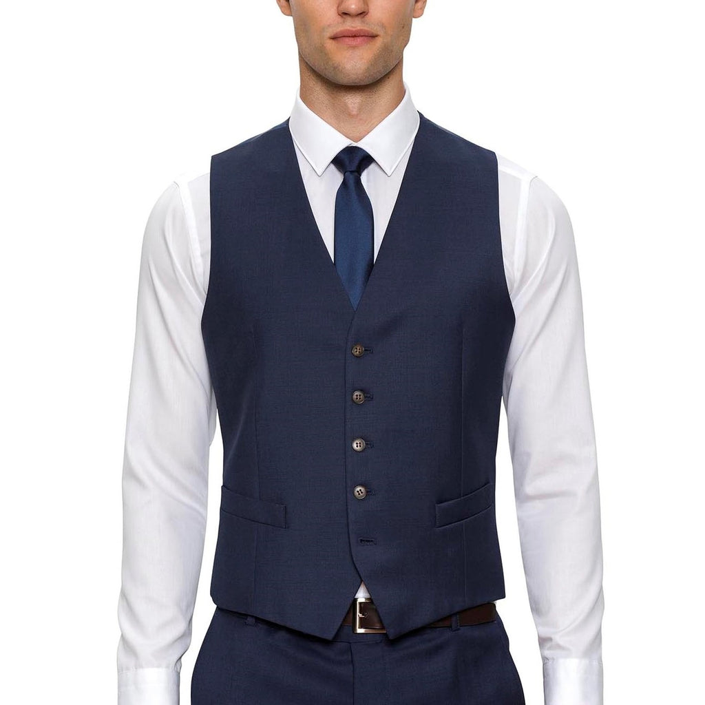 Gibson Navy Vest - Ignition For Men