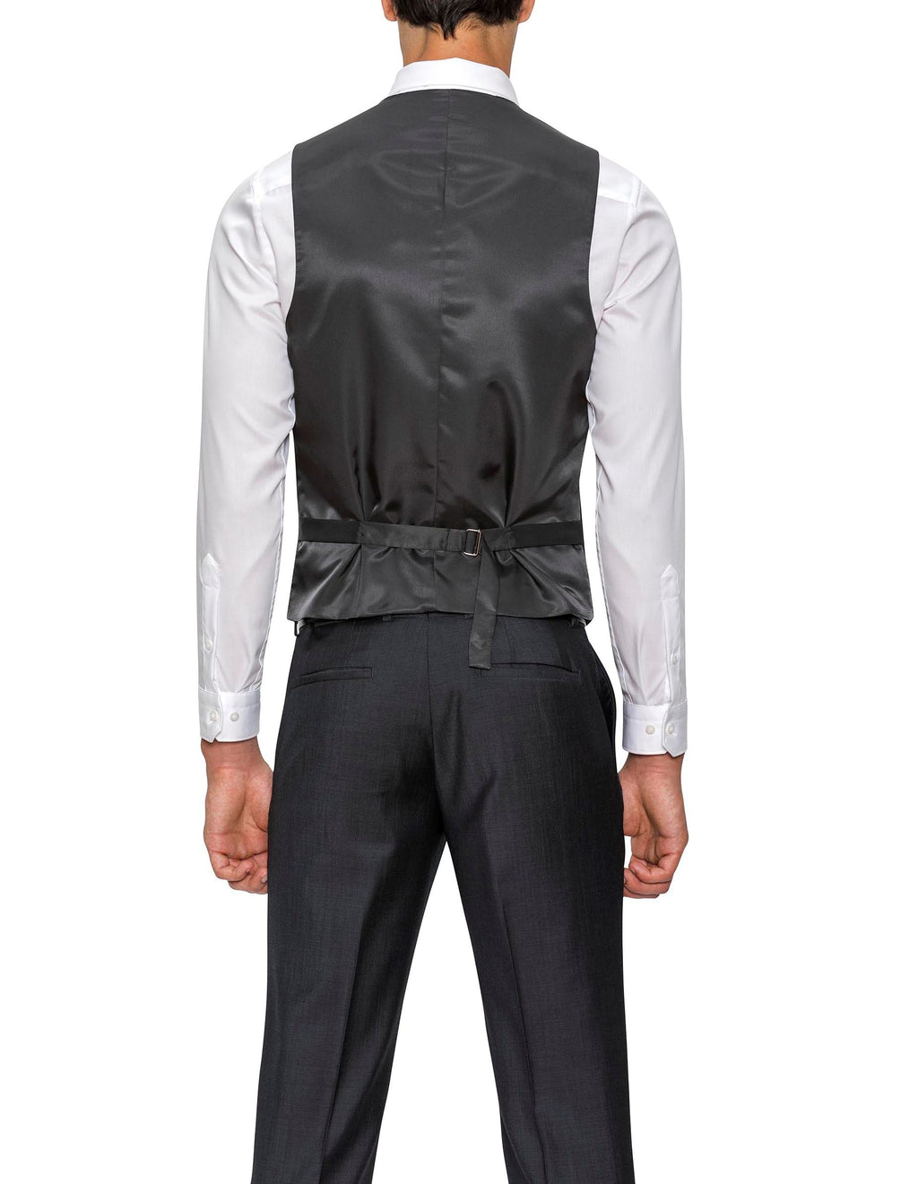 Gibson Charcoal Vest - Ignition For Men