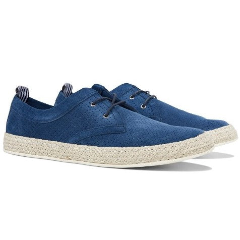 Julius Marlow Panama Blue Shoes