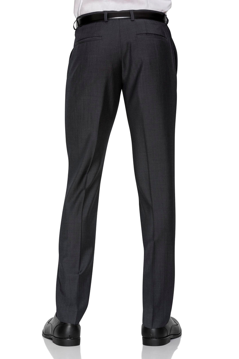 Charcoal Gibson Trousers