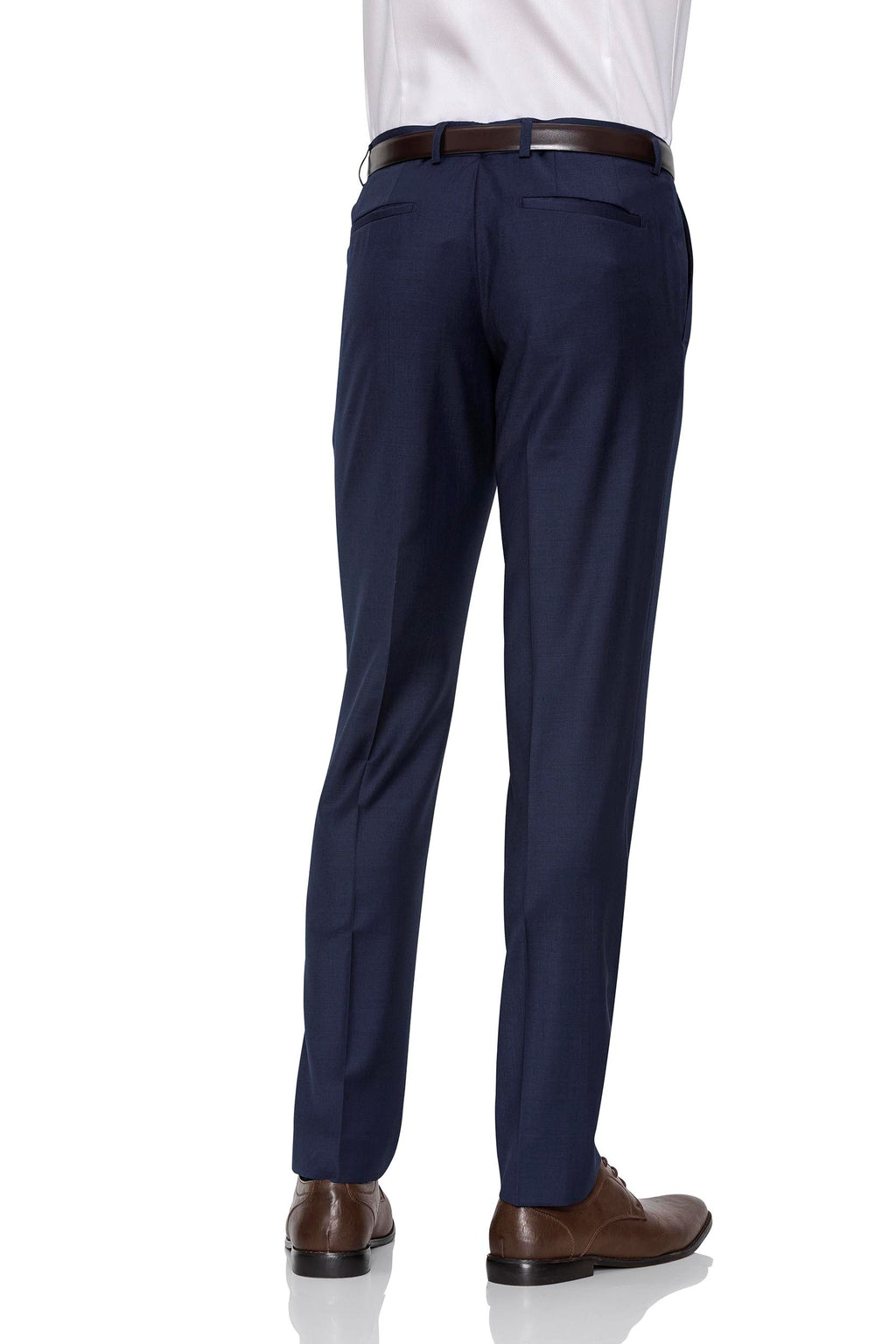 Navy Gibson Trousers
