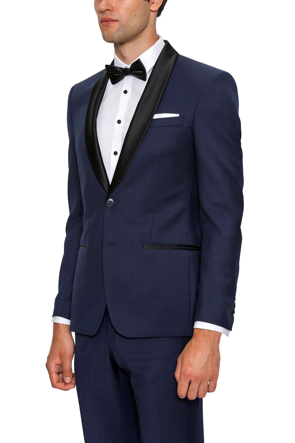 Gibson Spectre Navy 2pce Suit - Ignition For Men