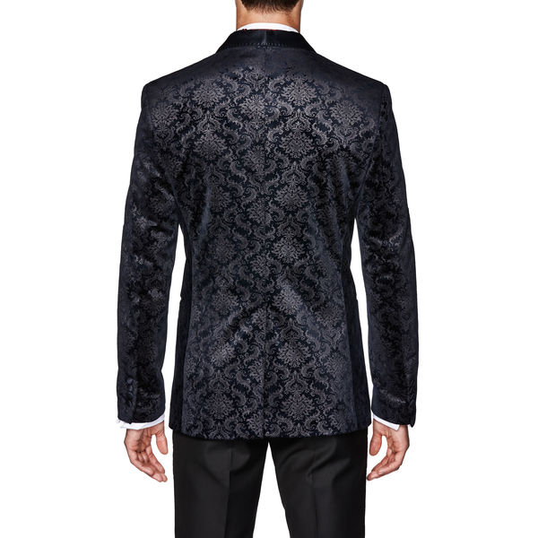Politix Velvet Jacket - Ignition For Men