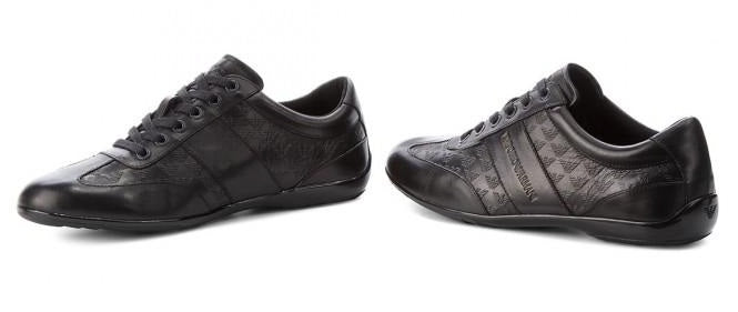 Emporio Armani Sneakers - Ignition For Men