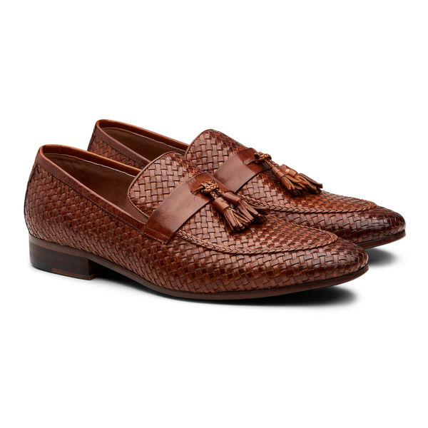 Politix Quintin Loafers VF04 Whiskey