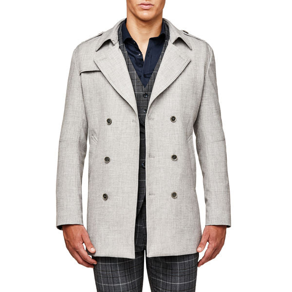 Politix Jonny Coat - Ignition For Men