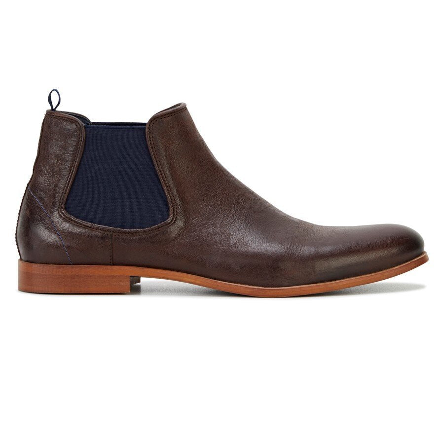 Julius Marlow Rebel Mocha Boots - Ignition For Men