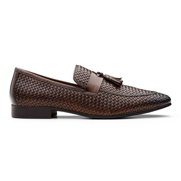Politix Demetri Loafers WF04 Brown