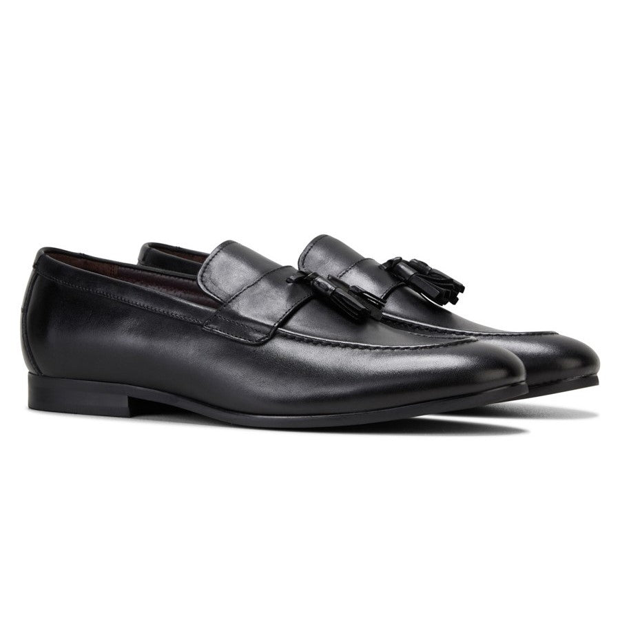 Julius Marlow Wonder Loafers Black 500765