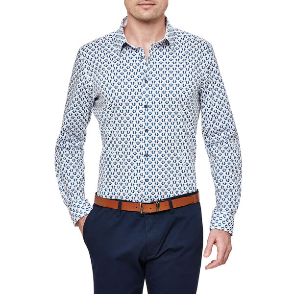 Politix Gemini Shirt - Ignition For Men