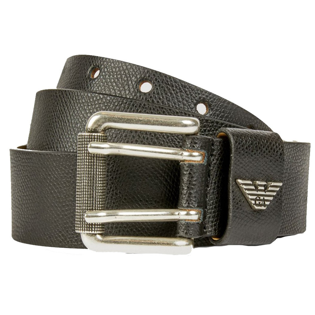 Emporio Armani Boarded Belt - Ignition For Men