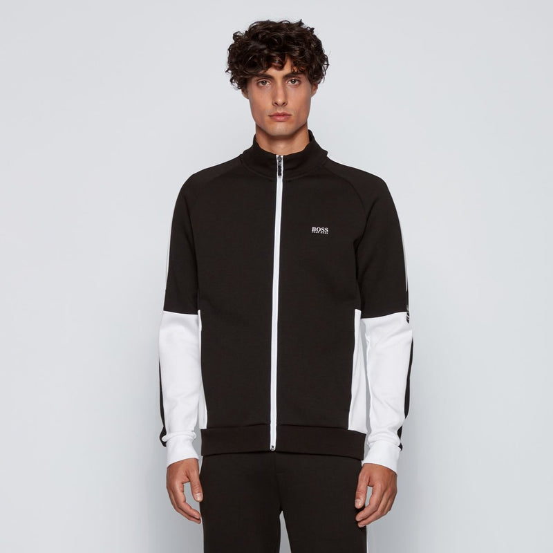 Hugo Boss Athleisure Skaz Jacket 50434916 001 Black