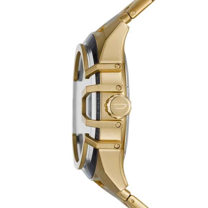 Diesel Gold Watch DZ1949
