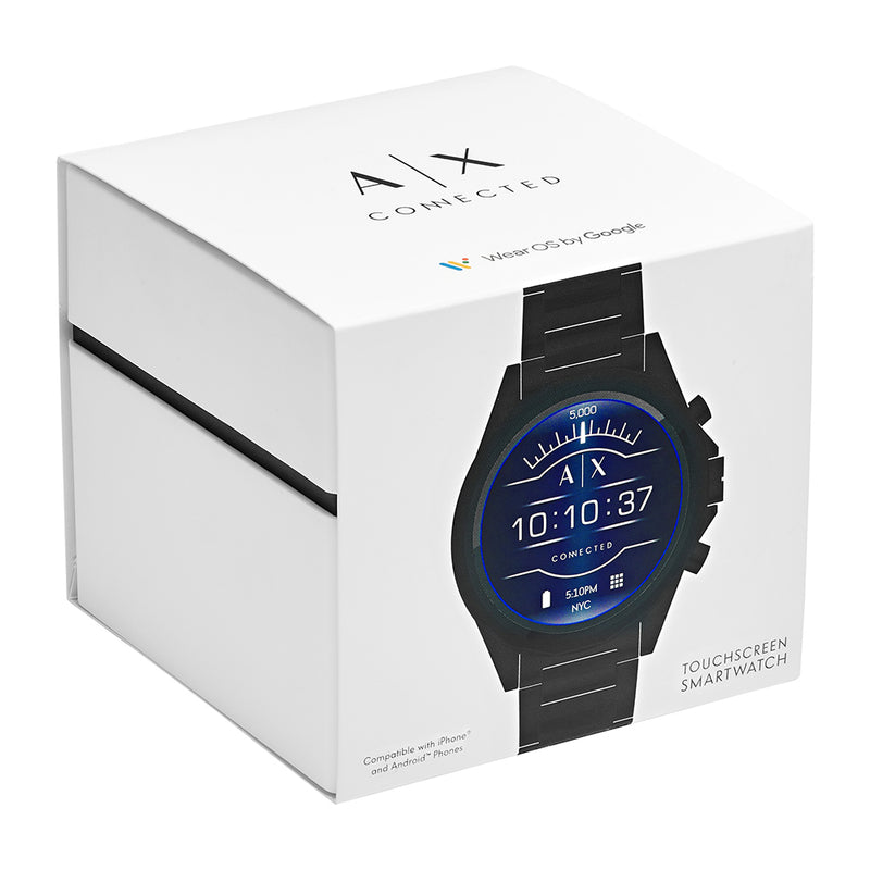 Armani Exchange Smart Watch - Ignition For Men