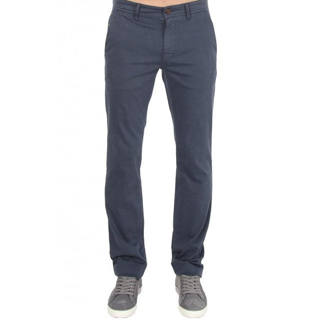 Boss Orange Chinos 50248964 Navy Blue