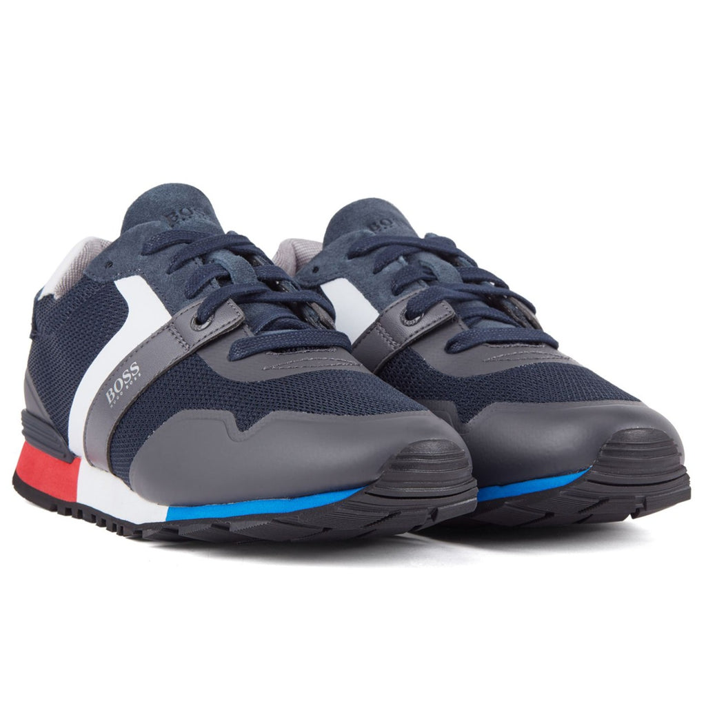 Hugo Boss Parkour Sneakers - Ignition For Men