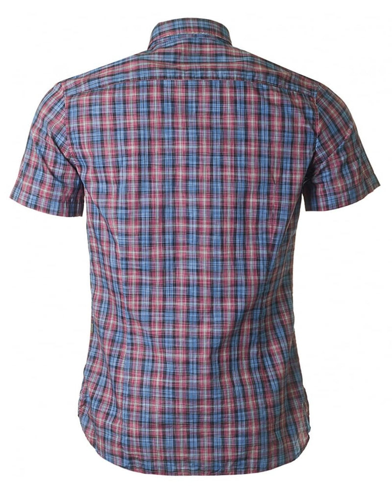 Hugo Boss Cattitude Short Sleeve Shirt