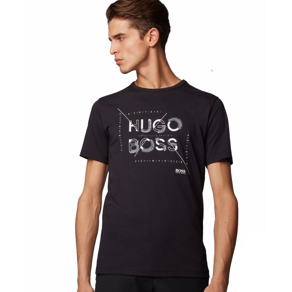 Hugo Boss Athleisure Tee T-Shirt - Ignition For Men